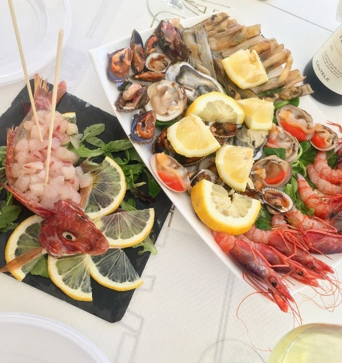 You will love this delicious shrimps from Gallipoli
