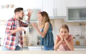 Un divorcio desestabiliza el hogar y muy duro para los hijos