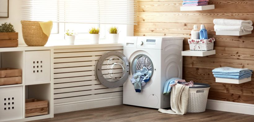 IDEAS FOR YOUR LAUNDRY ROOM