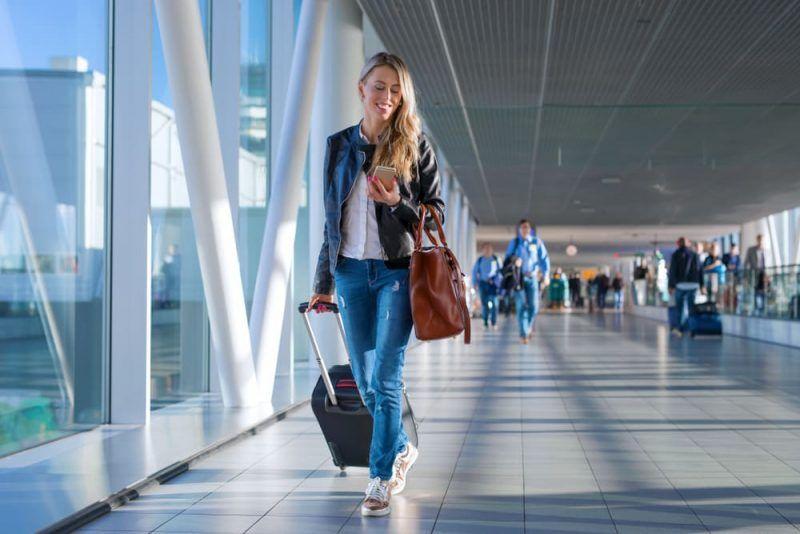 Cada día es más necesario viajar con ropa combinable entre sí y poca cantidad