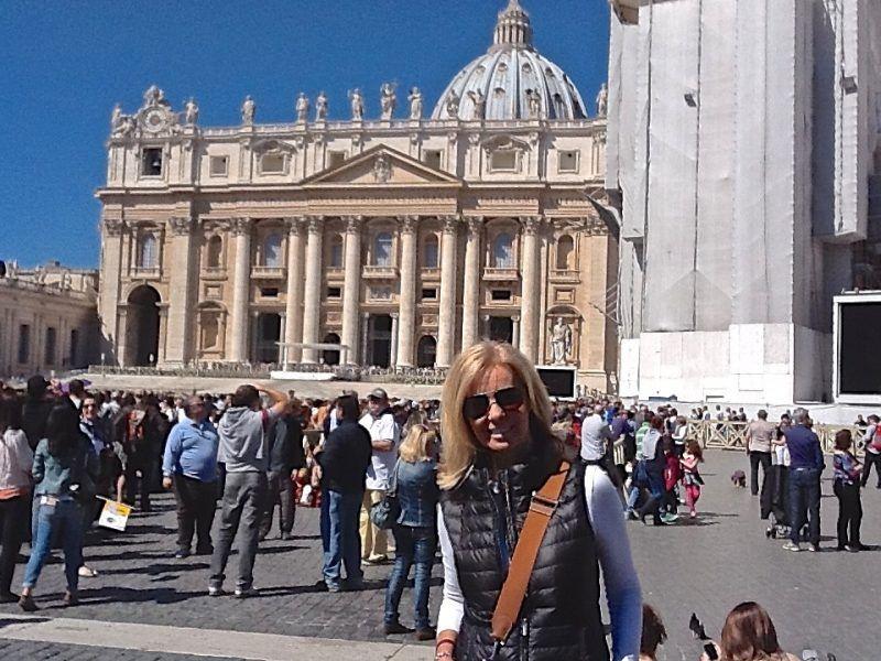 Ir a Roma sin pasar por el Vaticano es imperdonable. El Vaticano es un símbolo de esta hermosa ciudad