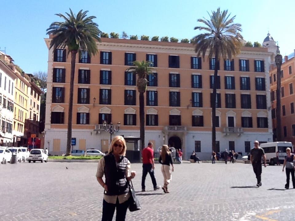 Roma, una ciudad que invita al amor