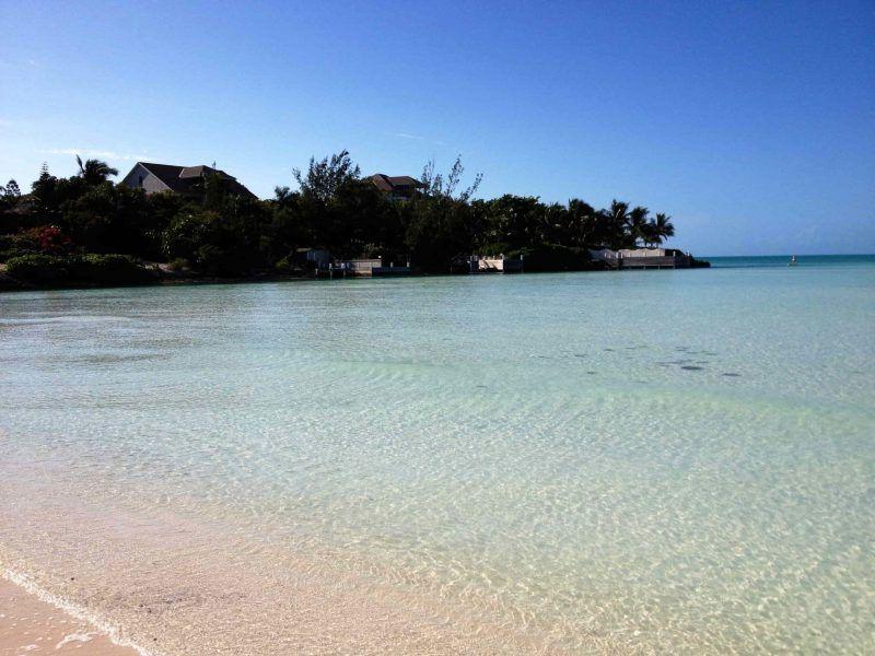 Las playas de Turks and Caicos son de las más bellas del Caribe
