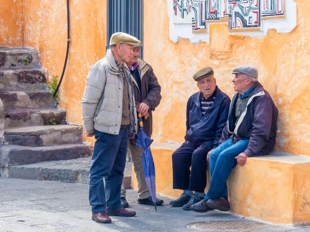 Compartir con los afectos ayuda a los habitantes de Cerdeña a vivir más tiempo.