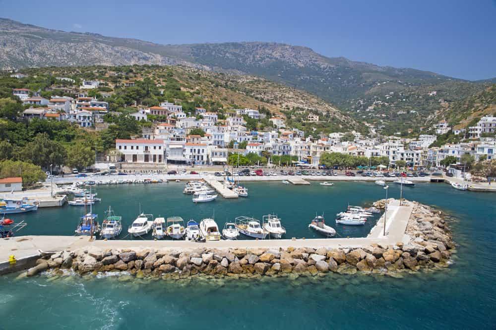 Ikaria tiene uno de los índices mas grandes de longevidad en el mundo.