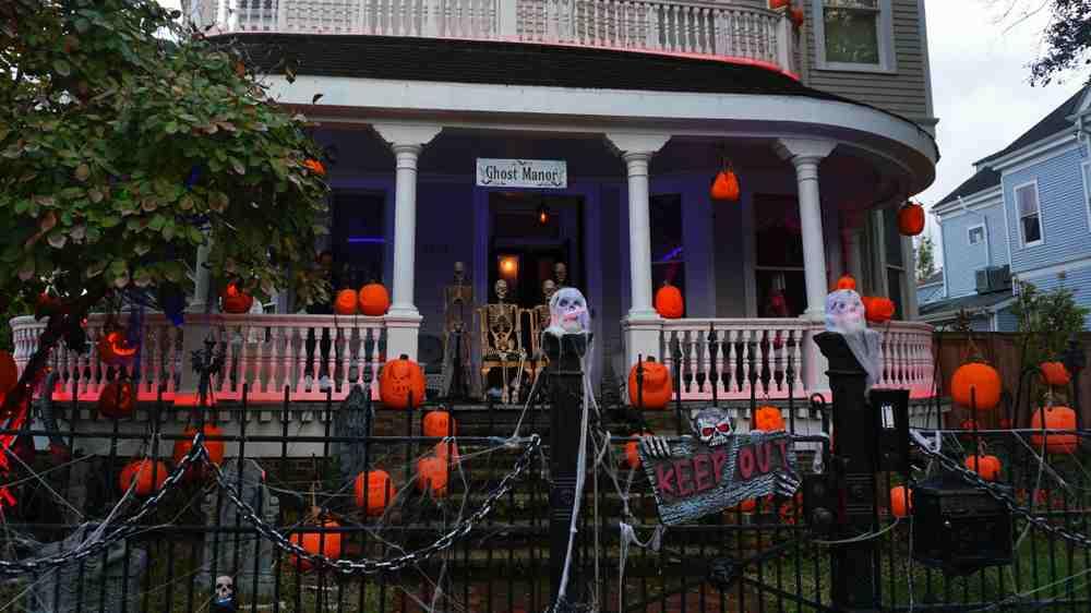 En vacaciones de otoño el mejor destino es New Orleans por sus celebraciones especialmente para los niños.