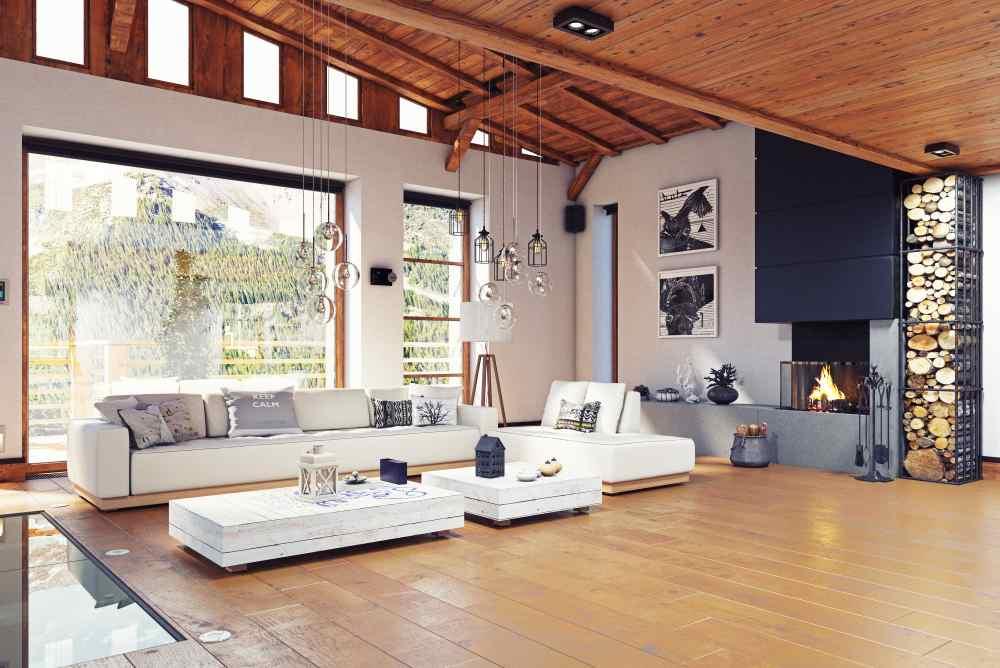 Un si en decoración es dejar que la luz entre a la casa. Ella hace de tu hogar un lugar vivible y con una energía renovada