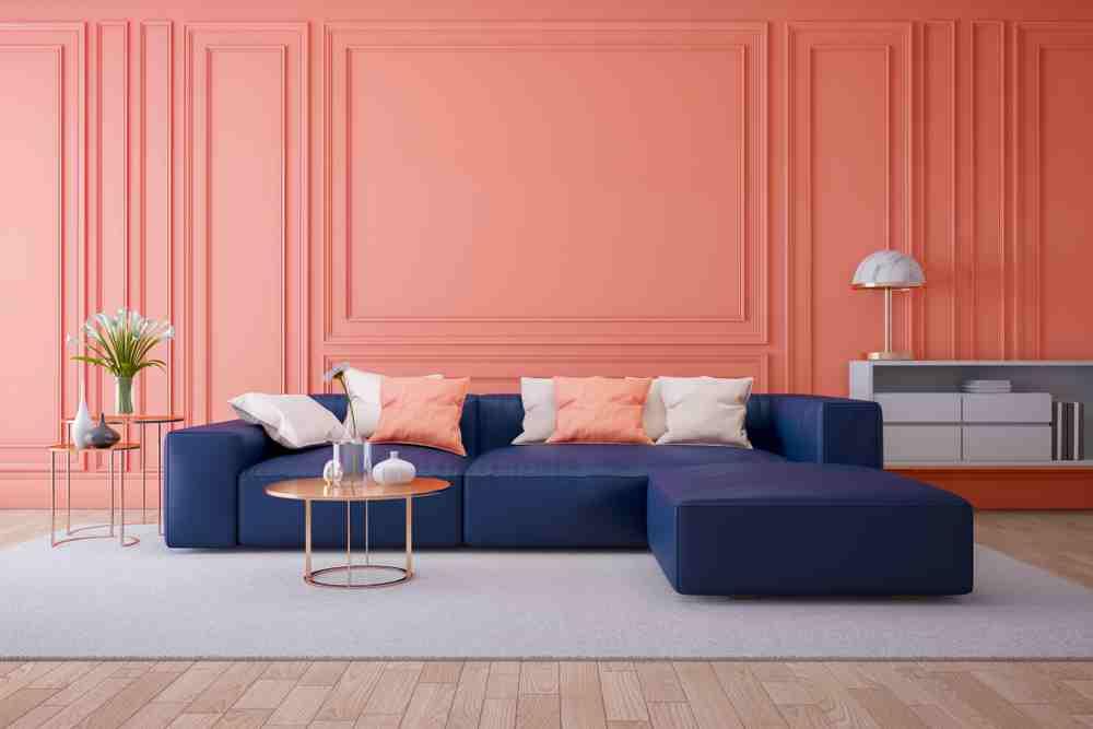 Uno de los Si de decoración es saber combinar colores y texturas en los espacios.