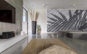 La decoración de salas modernas requiere muebles y accesorios que conserven el estilo.