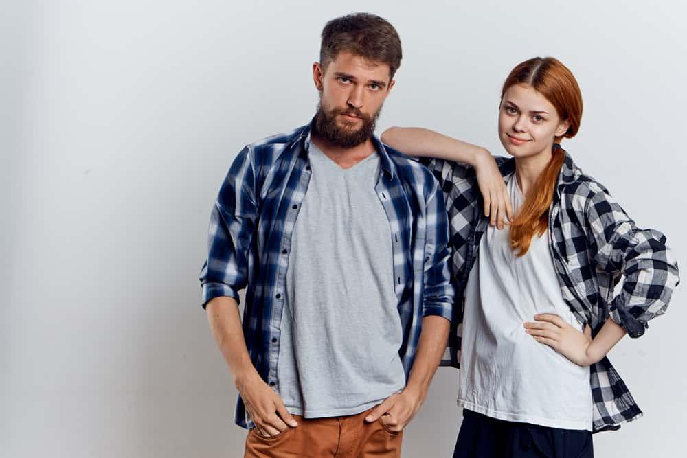 Nunca pierdas la creatividad con tu pareja. El matching outfit es divertido para hacer de un día en casa algo diferente
