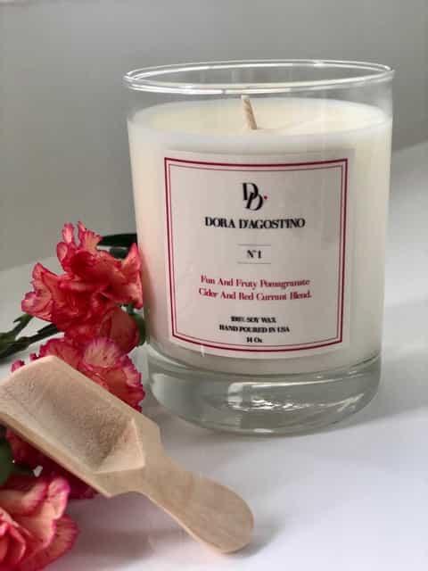 Prende una vela de olor en tus espacios e impregna tus ambientes de bienestar