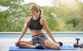 El ejercicio es uno de las principales hábitos para envejecer saludable y feliz.