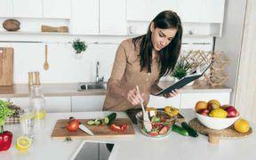 La alimentación juega un papel fundamental para aumentar el sistema inmunológico
