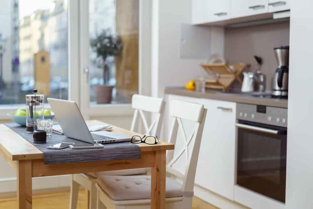 La cocina es un espacio multi función. Aprovéchala al cien por ciento