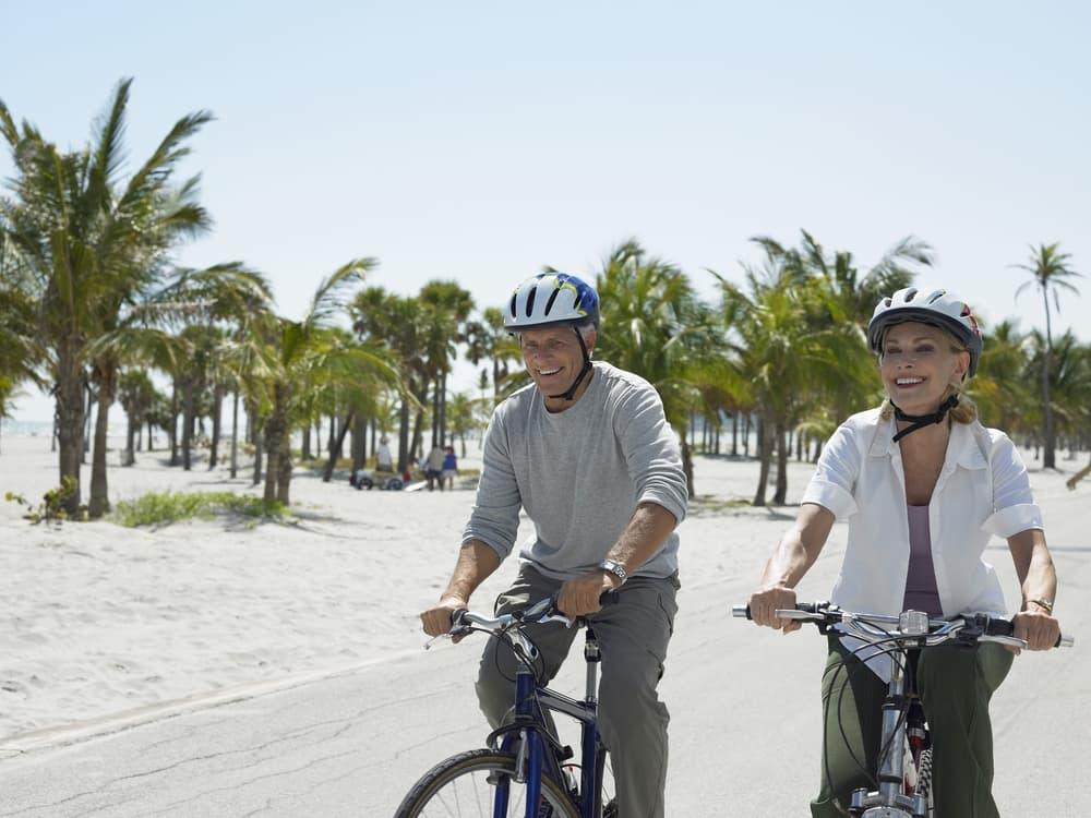 Llevar un estilo de vida saludable, contribuye a tener una buena salud.