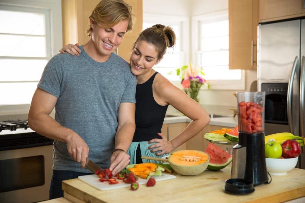 No sustituyas una comida nutritiva por suplementos vitaminicos. Ellos son el complemento de una buena nutrición.